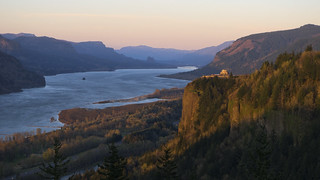 Columbia River Gorge with Vista House | by Thomas Shahan 3