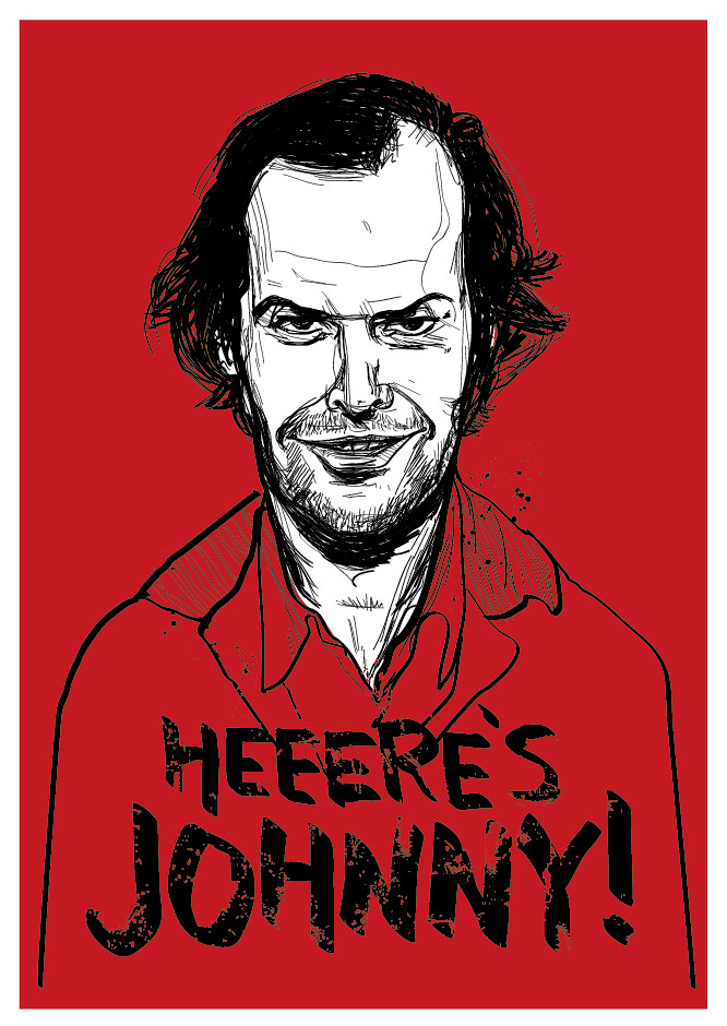 The Shining illustrati...