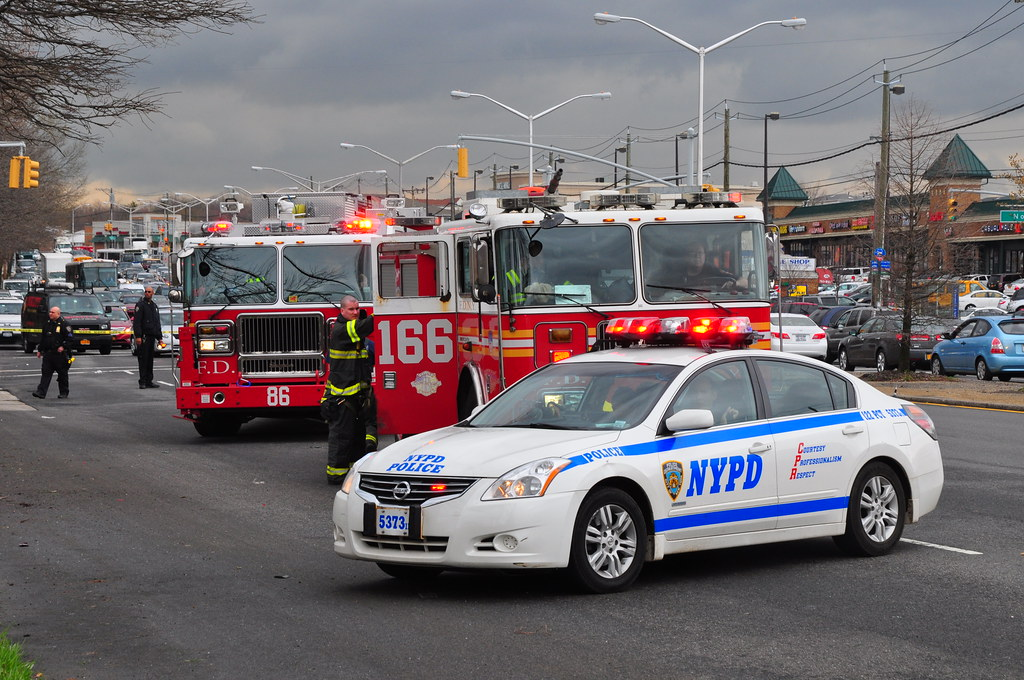 Nissan Of Richmond >> NYPD Nissan Altima RMP 122 PCT, FDNY Engine 166 and Tower … | Flickr