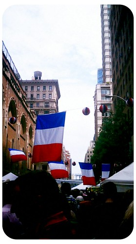 Bastille Day, NYC 2012 | by Marion Vitus