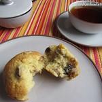 Muffins mit frischen Bio-Datteln
