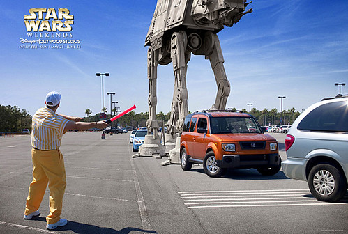Star Wars Weekend 2013:  AT-AT | by nomad7674