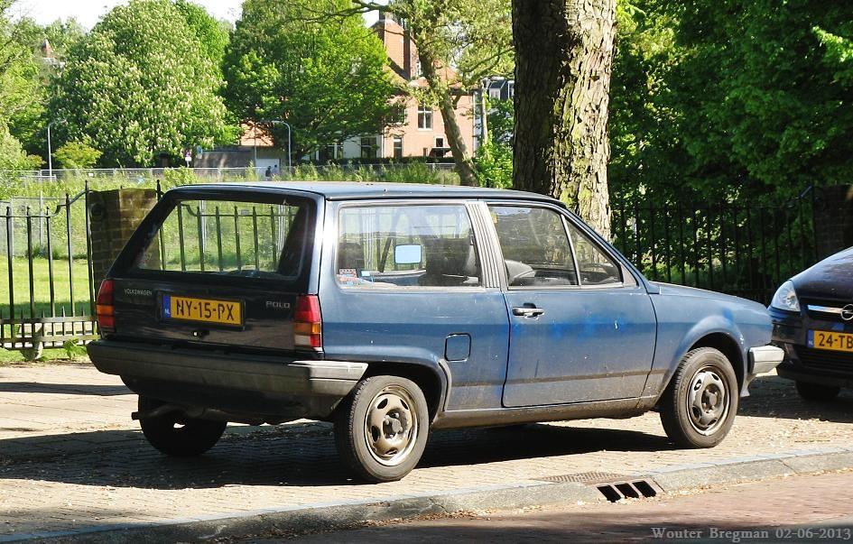 volkswagen polo steilheck  wouter bregman flickr