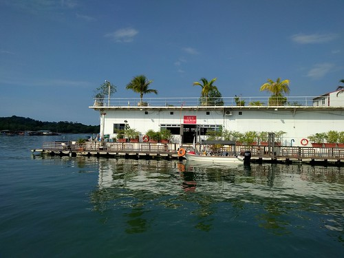 Smith Marine Floating Restaurant