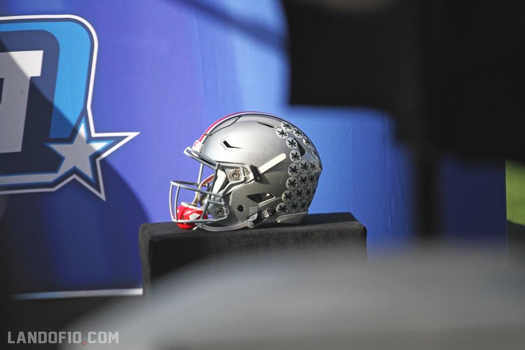 2016 Ohio State Football :: August 9, 2016 practice