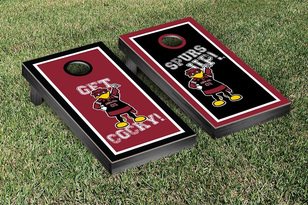 South Carolina Gamecocks Get Cocky Version