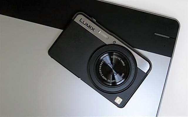 パナソニック LUMIX XS3 DMC-XS3 カードサイズのコンデジ