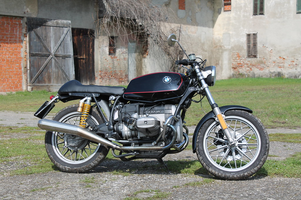 Extrêmement bmw r65 cafe racer | bmw r65 cafe racer | ua79 | Flickr VD85
