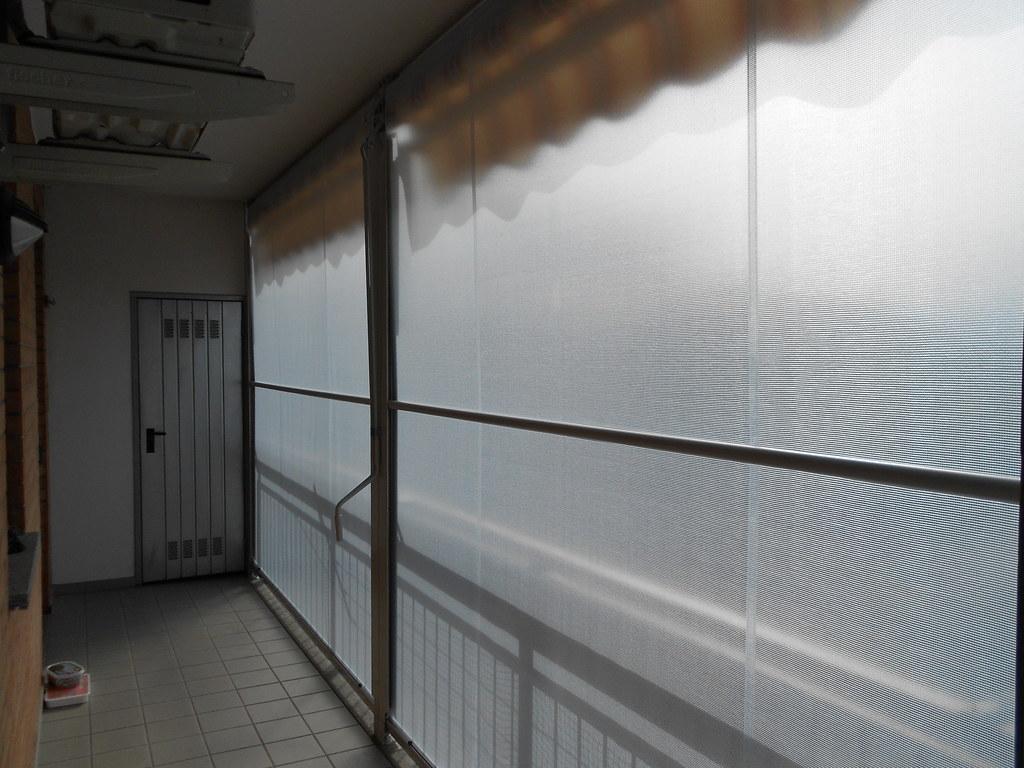 Tende Veranda Estate Inverno : Chiusura completa di balcone con tenda veranda estate inveu flickr