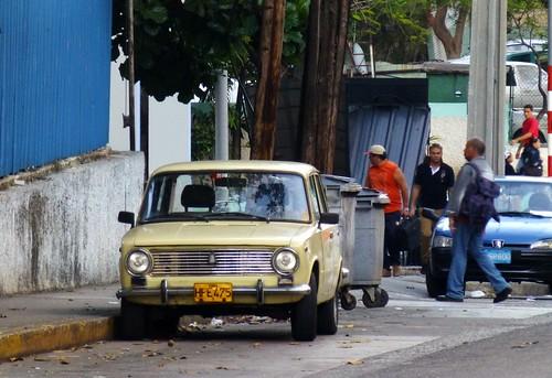 Lada 2101, La Habana, Cuba