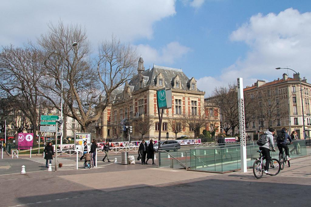 mairie de montrouge montrouge france mairie de montrou flickr. Black Bedroom Furniture Sets. Home Design Ideas
