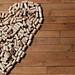 Heart of Corks