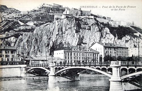 Grenoble voyage dans le temps images historiques de gren flickr - Office de tourisme de grenoble ...