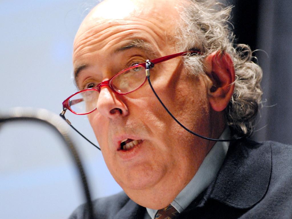 ... Ramon Sala, historiador del cinema i professor titular d'Història dels Mitjans de Comunicació - 8619884276_924882df40_b