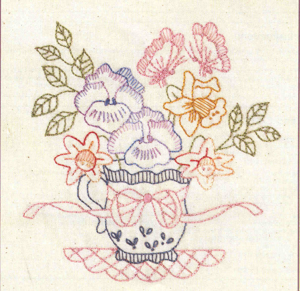 Embroidery Designs New Home