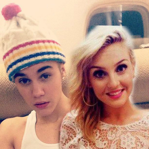 Justin Bieber & Perrie Edwards   My Manip!!   Fran Toaster   Flickr