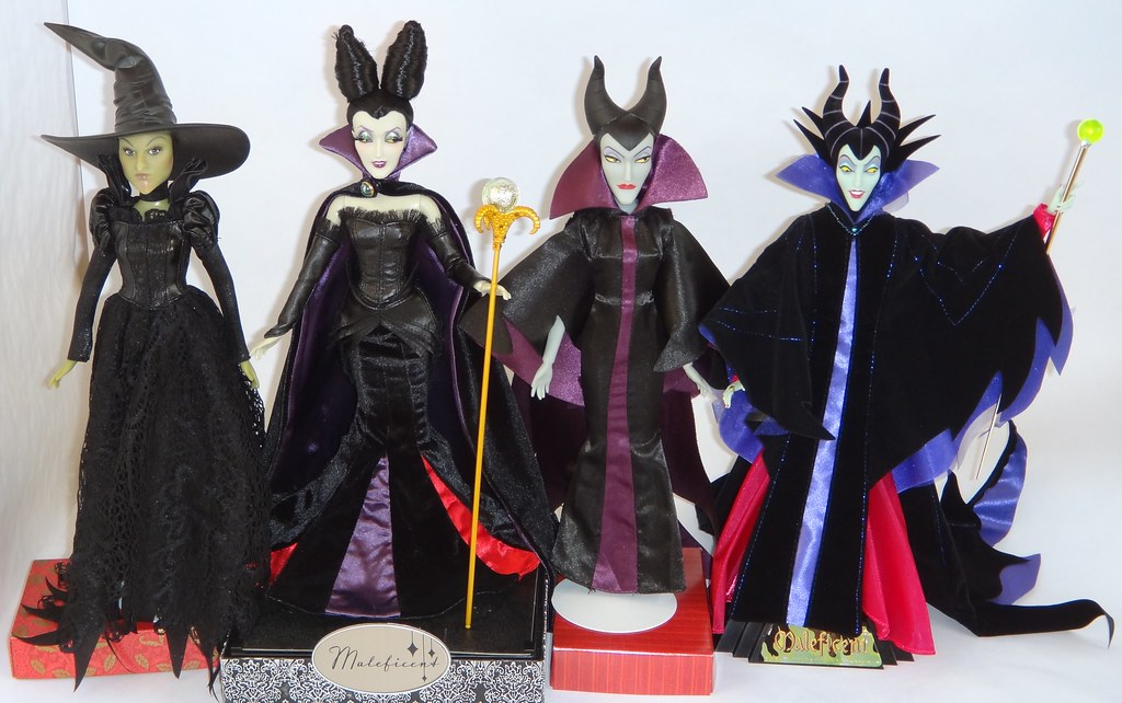 As Wicked As They Come Four Green Skinned Disney Villain