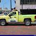 Downtown Akron Partnership Ambassador Services Chevrolet truck