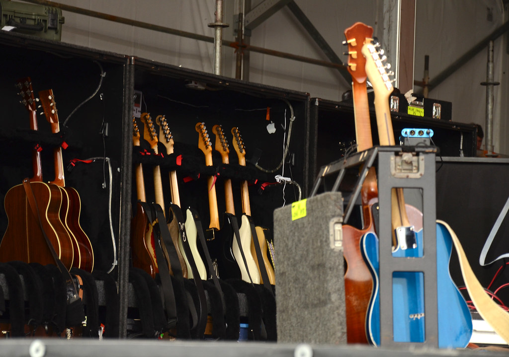 john mayer gear at new orleans jazz fest photos by chrissy flickr. Black Bedroom Furniture Sets. Home Design Ideas