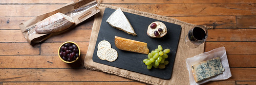 Wine & Cheese Platter | by winestyr