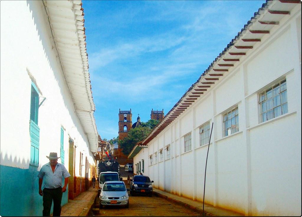 Colombia Santander Del Sur Barichara Santander Del Sur