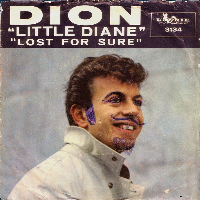 Dion Little Diane Lost For Sure
