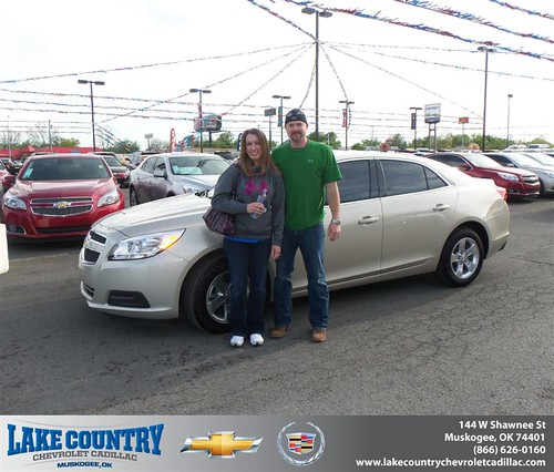 Wilson Cadillac: Lake Country Chevrolet Cadillac Would Like To Say Congratu…