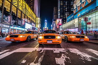 Classic Taxicabs | by Tom Roeleveld