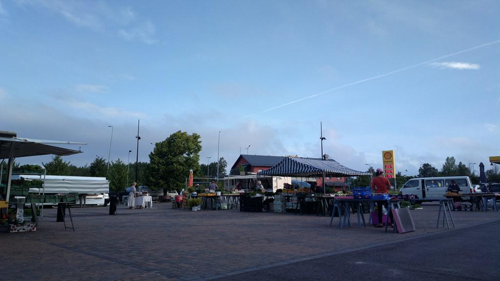 Hanko market-square   hugovk   Flickr