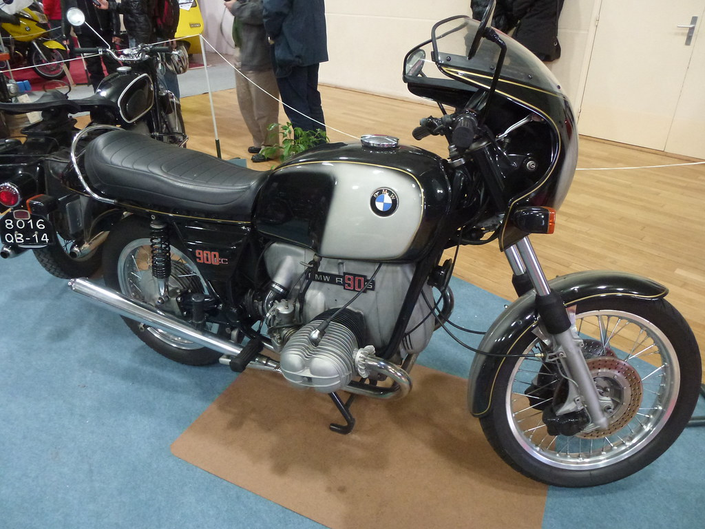 Bmw R90 S 1974 100 Ans De Motos Cany 2013 Jean Flickr