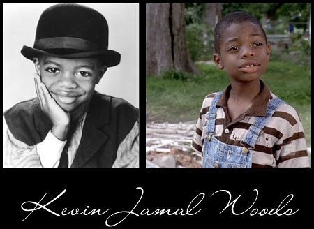 kevin jamal woods as stymie in little rascals kevin