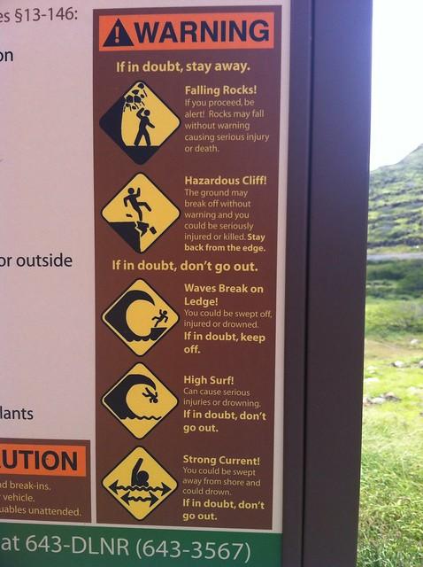 All the funny Warning signs   symbolsFunny Warning Symbols
