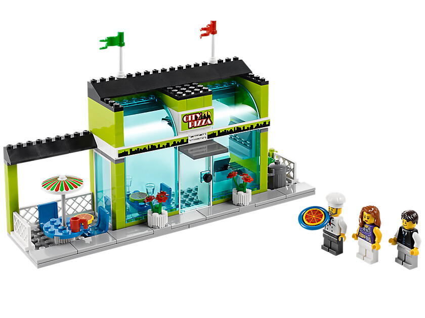 LEGO City 60026 - Town Square | LEGO City Summer Sets 2013 L… | Flickr