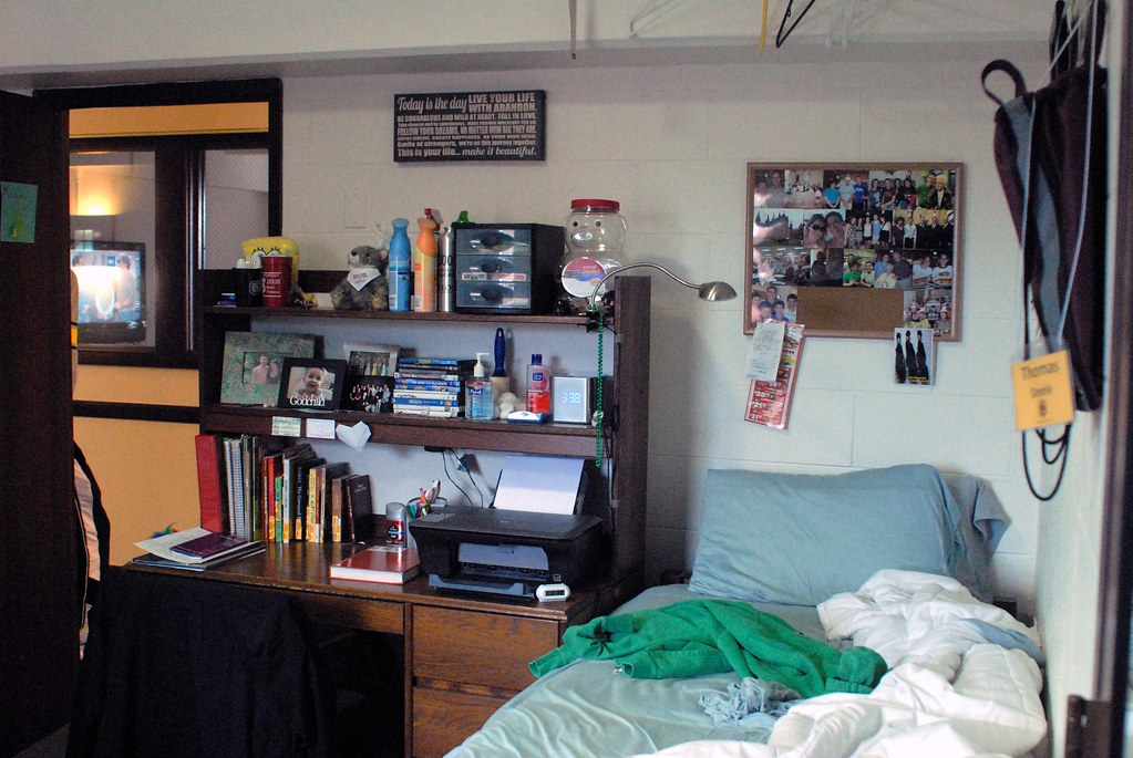 Campion Hall | Dorm Room | Loyola University Chicago Undergraduate  Admission Office | Flickr Part 41