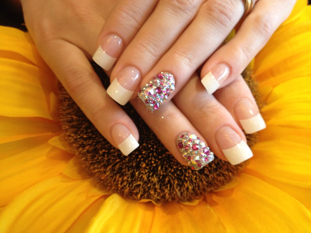Full Set Acrylic Nails Designs