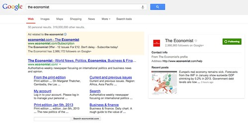 how to get free economist subscription