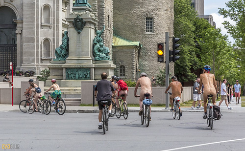 world naked bike ride montreal 46 | by Eva Blue