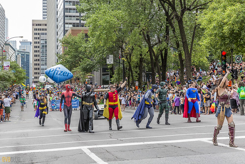 Superheroes Pride Parade 2016 - 05 | by Eva Blue