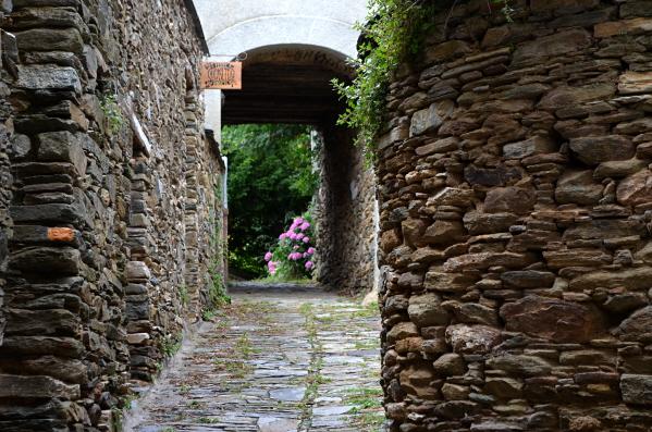 Sisco villages, Cap Corse, Corsica