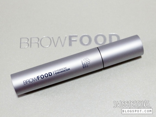 browfood brow transformation system phyto-medic eyebrow enhancer