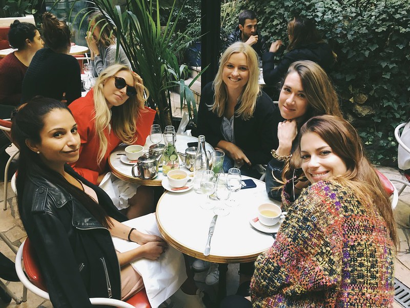 Paris brunch Oct 2016