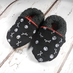 Jack Black wool soft sole shoes 6-12 months 4.75""