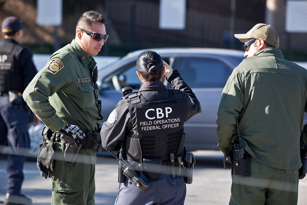 Us Border Patrol Pay Chart: BP 6 OFO at Border Crossing (San Ysidro) | Southwest Border u2026 | Flickr,Chart