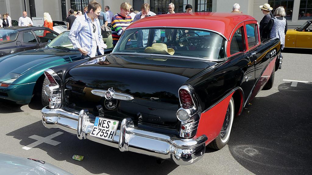 1955 buick special 2 door sedan opron flickr for 1955 buick special 2 door
