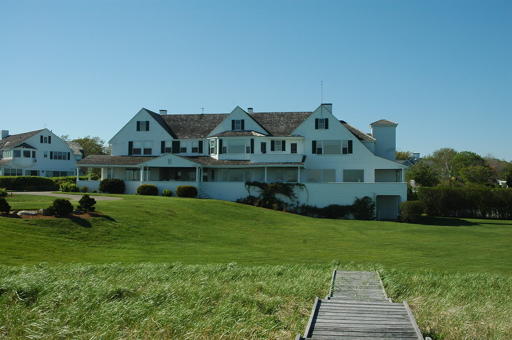 Kennedy Compound 50 Marchant Ave Hyannis Port