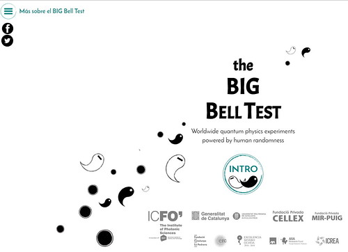 Participa en The BIG Bell Test