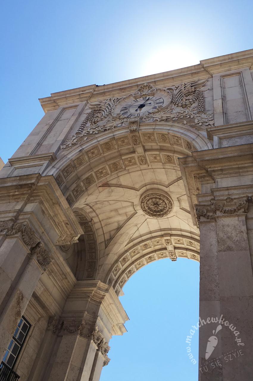 Lisbon, Arco da Rua Augusta