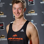 Gabe Carpendale, WolfPack Cross Country Running