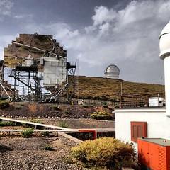 Telescopio Solar MAGIC #lapalma