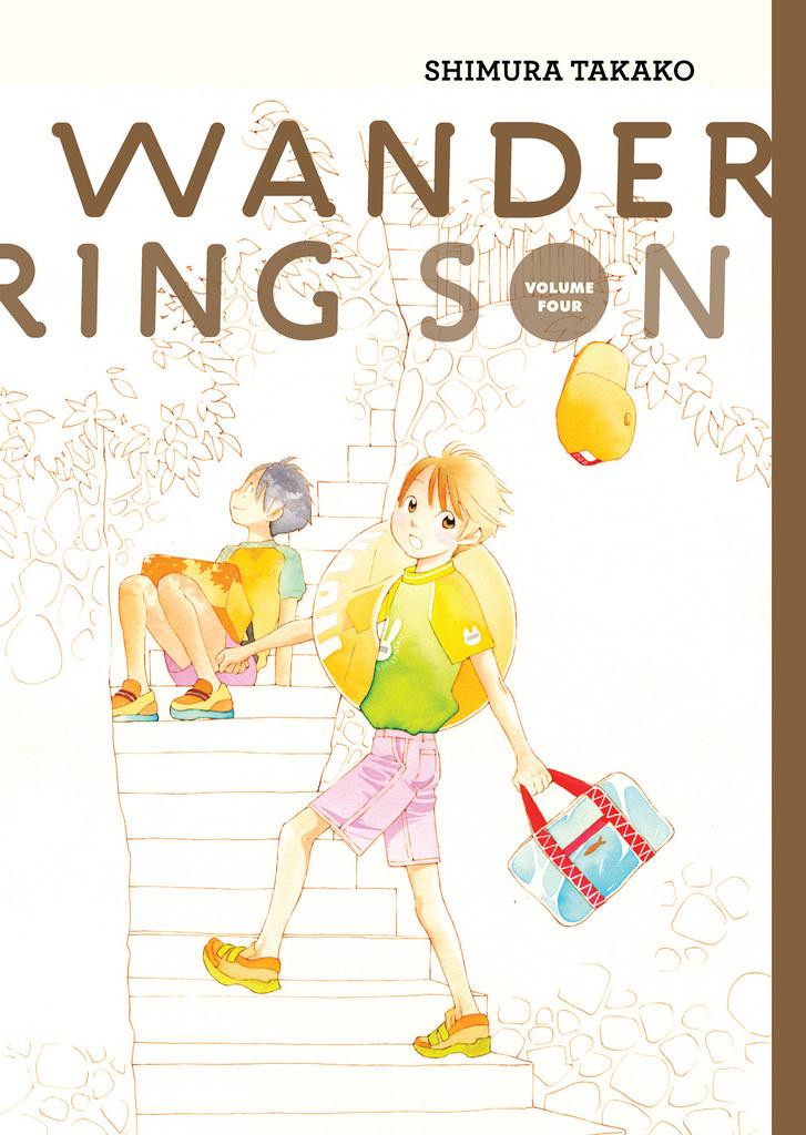 Takako Shimura Wandering Son Wandering Son Hourou Musuko Vol 4 by Shimura Takako Cover
